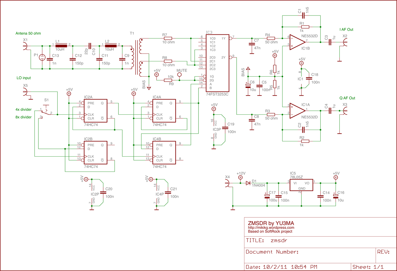 Schematic Yu3ma Net