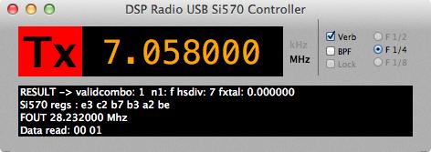 DSP Radio USB Si570 Controller – Download   YU3MA net